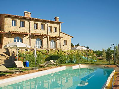 Photo for Apartment in the heart of Tuscany