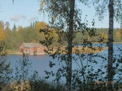 Photo for Vacation home Nokikana in Parainen - 5 persons, 1 bedrooms