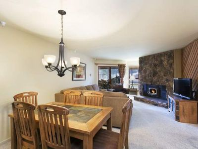 Photo for Cozy 2 Master Bedrooms at the Base of Eagle Lift