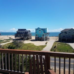 Photo for New to VRBO! 4 bed, hot tub, comm pool, 1 back from ocean in Avon!
