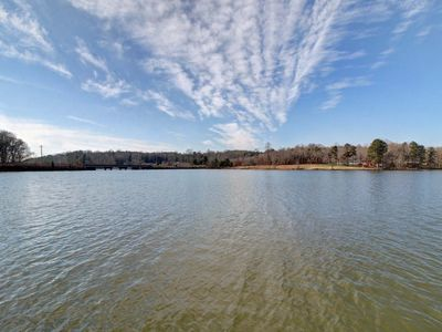 Photo for PERFECT LAKEFRONT RETREAT FOR A LARGE GROUP ON LAKE NORMAN