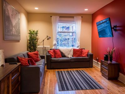 Photo for Huge, Central 3 Bedroom w/ Parking and Sunroom