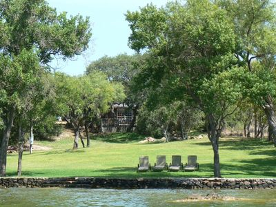 Photo for Deluxe Vacation Rental House on Inks Lake