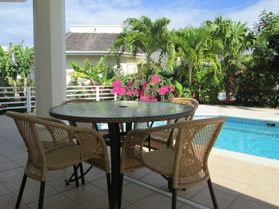 Photo for 2 Double Bed-Room Villa, Own Private Pool, Golf Course and Ocean Views, Sleeps 4