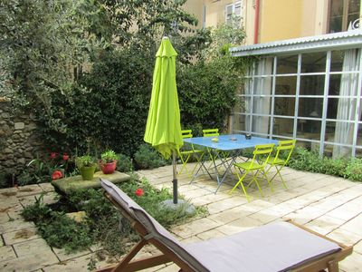 Photo for LOFT COURS MIRABEAU WITH EXCEPTIONNAL OUTDOOR