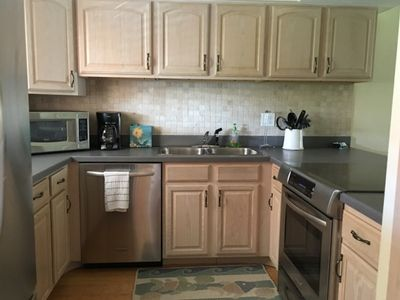 Photo for $800/WEEK + FEES  JULY & AUGUST  2 BD X 2 BA CONDO UNIT 285 1 PET WELCOME UNDER 20#'S  please see pet fees listed below