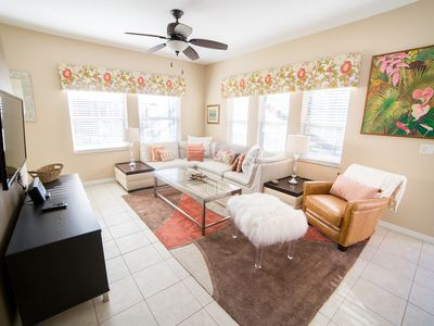 Photo for RIGHT AT THE CLUBHOUSE! 3183 Yellow Lantana~Just remodeled & all NEW mattresses!