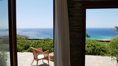 Photo for Cosy Philoxenia: Best Location, Great View & Superb Pool