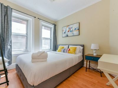 Photo for Lovely 1BR/1BA Apt in the North End