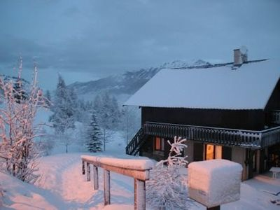 Photo for Cozy Apartment In Chalet Close To Slopes