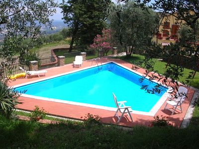 Photo for Villa Alba in Lucca Area, Tuscany