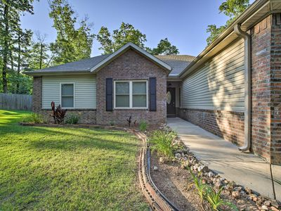 Photo for NEW! Bella Vista Home-5 Mi to Blowing Springs Park