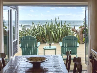 Photo for CHESTER COTTAGE - BEACHFRONT HOTEL QUALITY