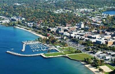 Photo for Explore Traverse City from your doorstep! Downtown private condo
