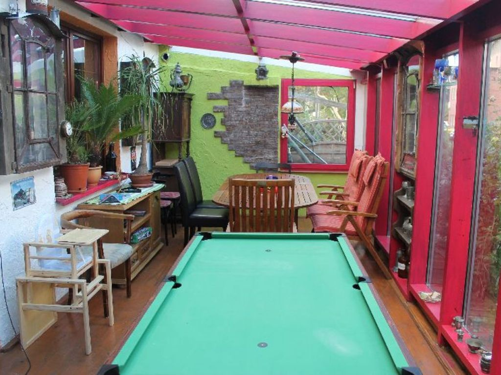 town holiday home to 16 people roof terrace winter garden the