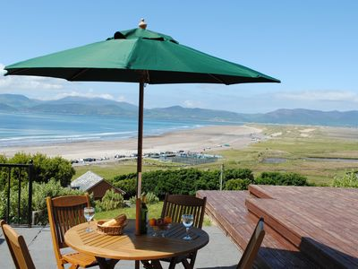 Photo for Stunning Ring of Kerry House on Rossbeigh Beach with Free Wifi