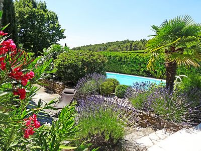 Photo for Vacation home Romanguis in Gordes - 7 persons, 3 bedrooms