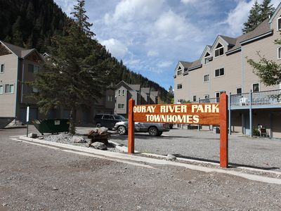 Photo for Affordable Townhome - On River -  Near Hot Springs Pool - Walk to Downtown