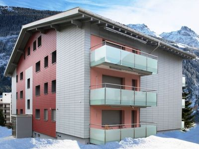 Photo for Apartment Casa Caglina Knobel in Disentis - 6 persons, 2 bedrooms