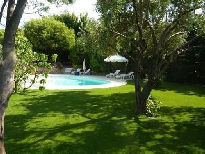 Photo for 1BR Apartment Vacation Rental in Cavalaire-Sur-Mer, Provence-Alpes-Côte-D'Azur