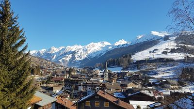 Photo for APARTMENT IN CHALET WITH PANORAMIC VIEW A 180