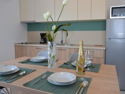 Photo for Apartment Karlobag for 1 - 6 people with 2 bedrooms - Apartment