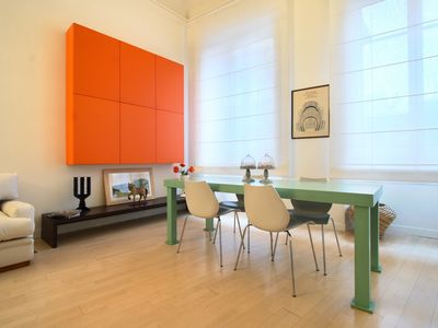 Photo for Il Cortile - Designer apartment in the heart of the historical center of Florence