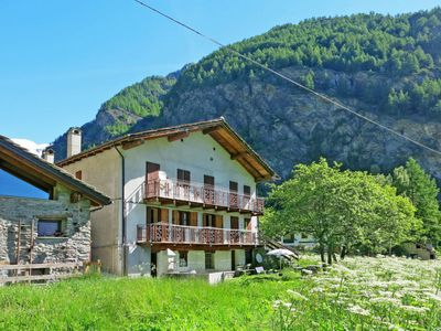 Photo for Apartment Le Perce Neige (VPE150) in Valpelline - 2 persons, 1 bedrooms