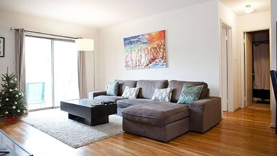 Photo for Beautiful and spacious apartment in Adams Morgan DC. Close to everything!
