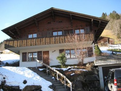 Photo for Apartment Arnika # 2 in Lenk - 5 persons, 2 bedrooms