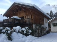 Homely chalet in a fantastic location!