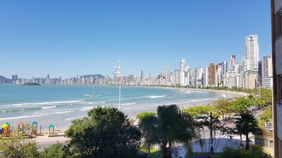 Photo for Spacious Sea Front Apartment with Ocean View in 4 Rooms