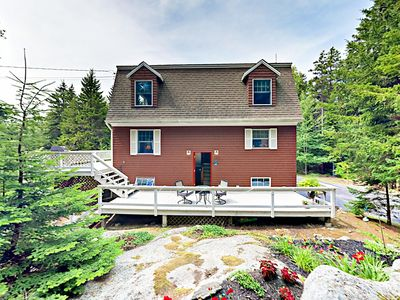 Photo for 2BR Southport Island Cottage w/ Deck & New Luxe Kitchen, Near Boothbay Harbor