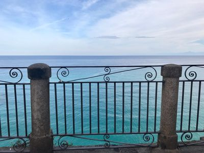 Photo for Newly renovated apartment in the heart of Centro Storico, historical Tropea