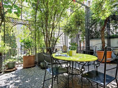 Photo for Last Supper House apartment in Centro Storico with WiFi & air conditioning.