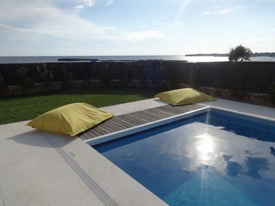 Photo for Front-line Villa With Large Private Pool And Incredible Sea Views