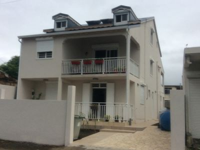 Photo for Charming villa bottom 100 m2 market town of Capesterre