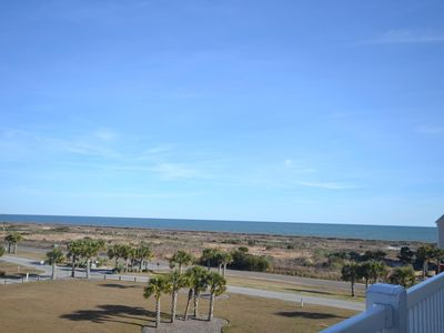 "Photo for NEW LISTING! ""Sarah Mia"" fantastic ocean views-top floor-elev-pool club"