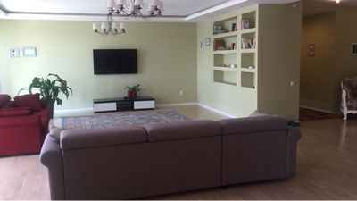Photo for Heart of downtown Astana, 2 BA,+2 BA+parking apartment