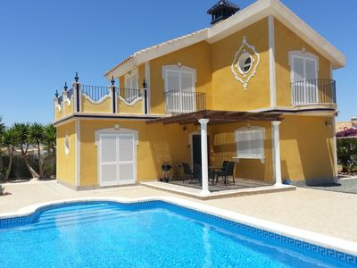 Photo for Holiday house with a private swimming pool