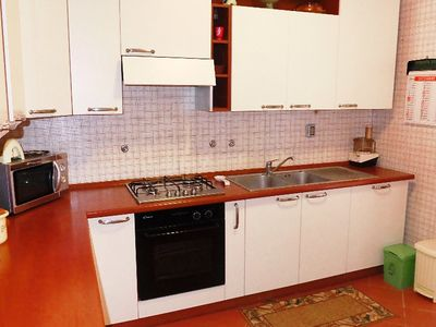 Photo for House in the center of Massa Lubrense with Parking, Washing machine, Terrace (119627)