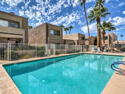 Photo for Southwestern Getaway in Mesa w/Patio & Pool Access