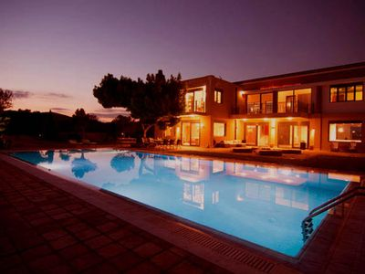 Photo for Distefi Hills, Holiday Home up to 18 guests, Sounio