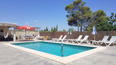 Photo for HOUSE IN THE CENTER OF ANDALUCíA, BEACH 20 MIN, POOL, GARDEN, BBQ, FREE WIFI