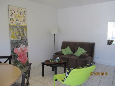 Photo for furnished 3 *: garden, tennis and wifi - for families
