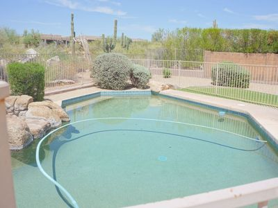 Photo for *SANITIZED* MONTHLY OFFER Troon Skyline 3 BR  Home/ PVT Pool