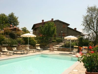 Photo for 9 bedroom Villa, sleeps 20 in Gello Biscardo with Pool and WiFi