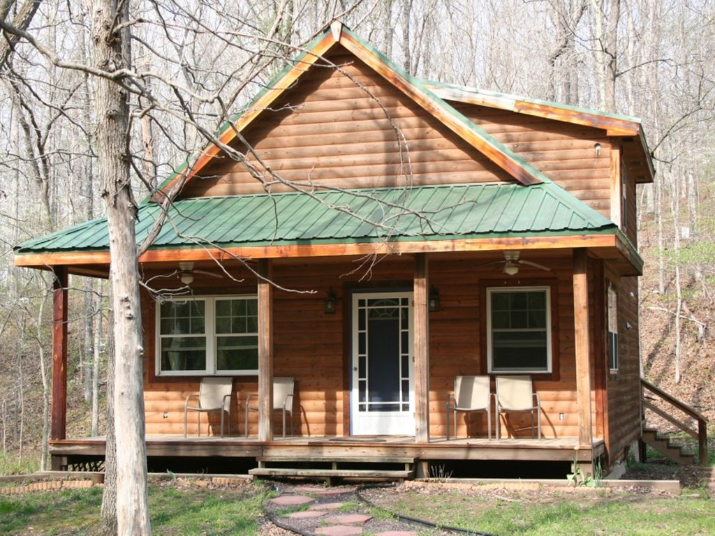 Cabin near meramec river and maramec spring park private for Private trout fishing in missouri