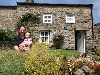 Photo for Cissy's Cottage A Cosy 18th Century Stone Built cottage, Nestled Under The Fell