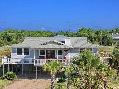 "Photo for Ready now - No storm issues! FREE BEACH GEAR! Beachside, Pets OK, Pool, Fireplace, Wi-Fi, 4BR/2BA ""Time Out"""